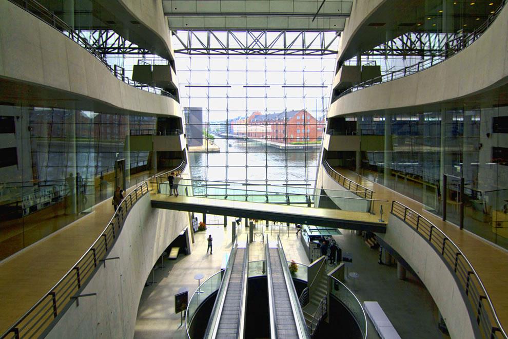 Biblioteca Real Danesa, Copenhague