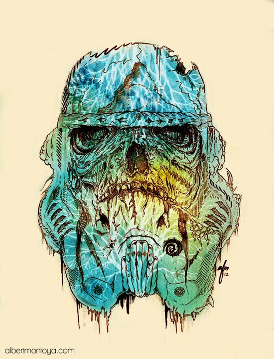 zombie-trooper-wordpress